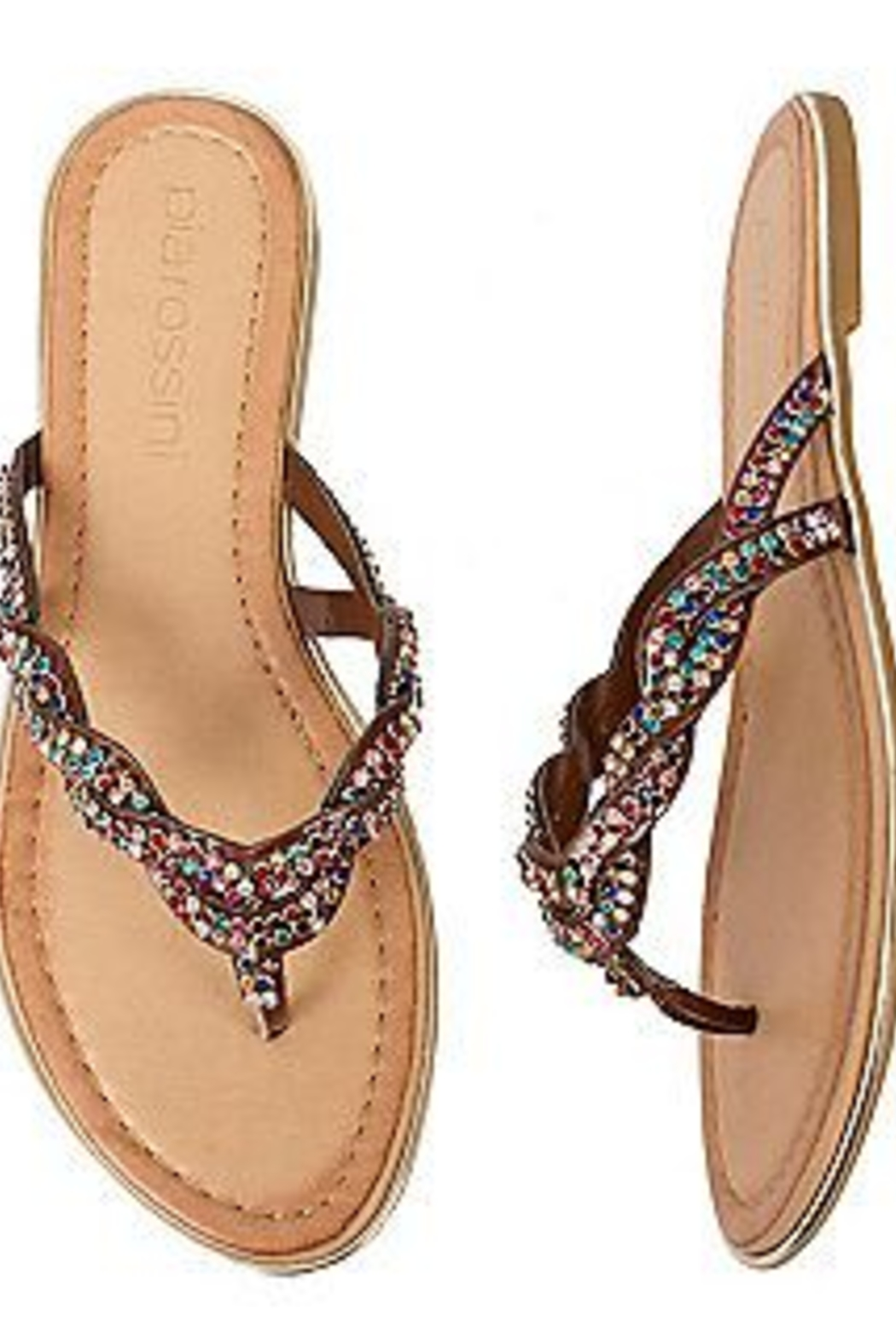 Pia Rossini Silvana Sandal - Front Cropped Image