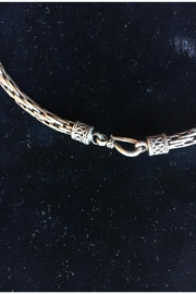 Beth Friedman Silver Bali Chain - Side cropped