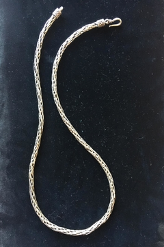 Shoptiques Product: Silver Bali Chain