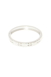 Wild Lilies Jewelry  Silver Bangle Braclet - Product Mini Image
