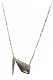 Alexis Bittar Silver Chain Necklace - Product Mini Image
