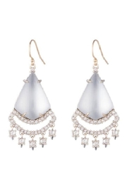 Alexis Bittar Silver Chandelier Earring - Product Mini Image