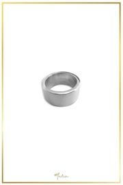 Malia Jewelry Silver Circular Band - Product Mini Image
