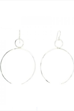 Lotus Jewelry Studio Silver Cleo Earrings - Product List Image