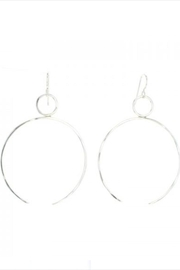 Lotus Jewelry Studio Silver Cleo Earrings - Product Mini Image