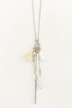 Caracol Silver collier necklacd - Alternate List Image