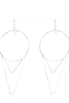 Lotus Jewelry Studio Silver Cora Earrings - Product List Image