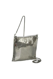 Whiting and Davis Silver Crossbody Bag - Product Mini Image