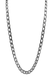 Made It! Silver Curb Chain - Product Mini Image