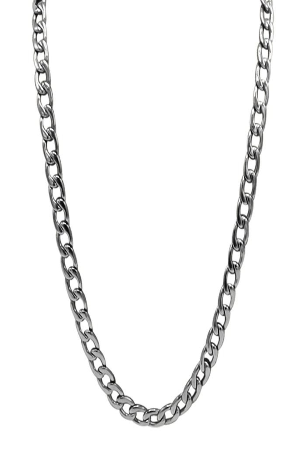 Made It! Silver Curb Chain - Main Image