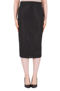 Shoptiques Product: Silver Dot Skirt