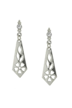 1928 Jewelry Silver Earrings - Product List Image
