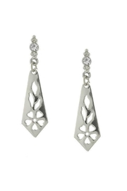 1928 Jewelry Silver Earrings - Product Mini Image
