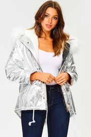 TIMELESS Silver Jacket - Product Mini Image