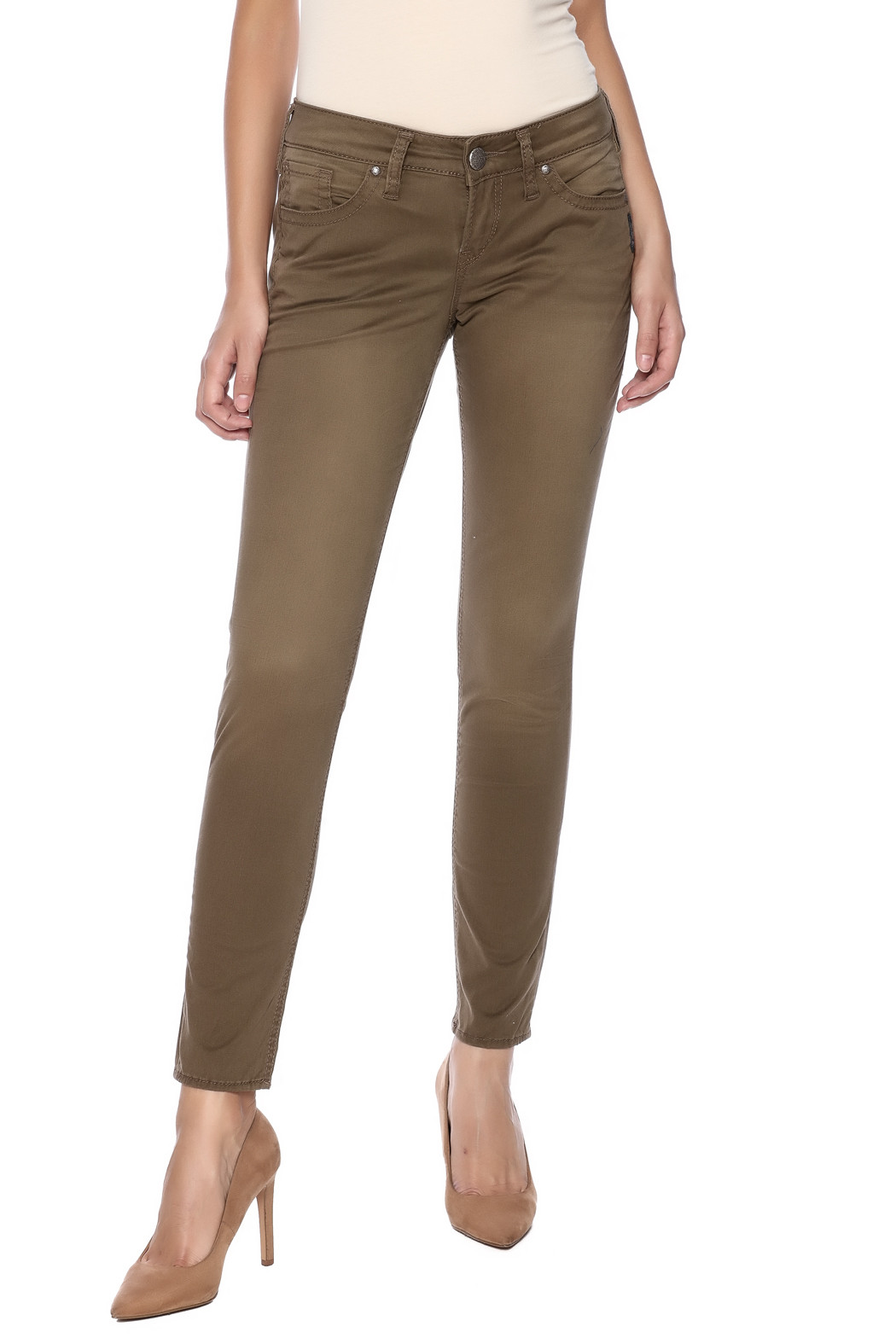 Silver Jeans Co. Aiko Skinny Jeans from Florida by Elise — Shoptiques
