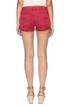 Silver Jeans Co. Red Toni Shorts - Alternate List Image