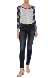 Silver Jeans Co. Suki Jeggings - Front full body
