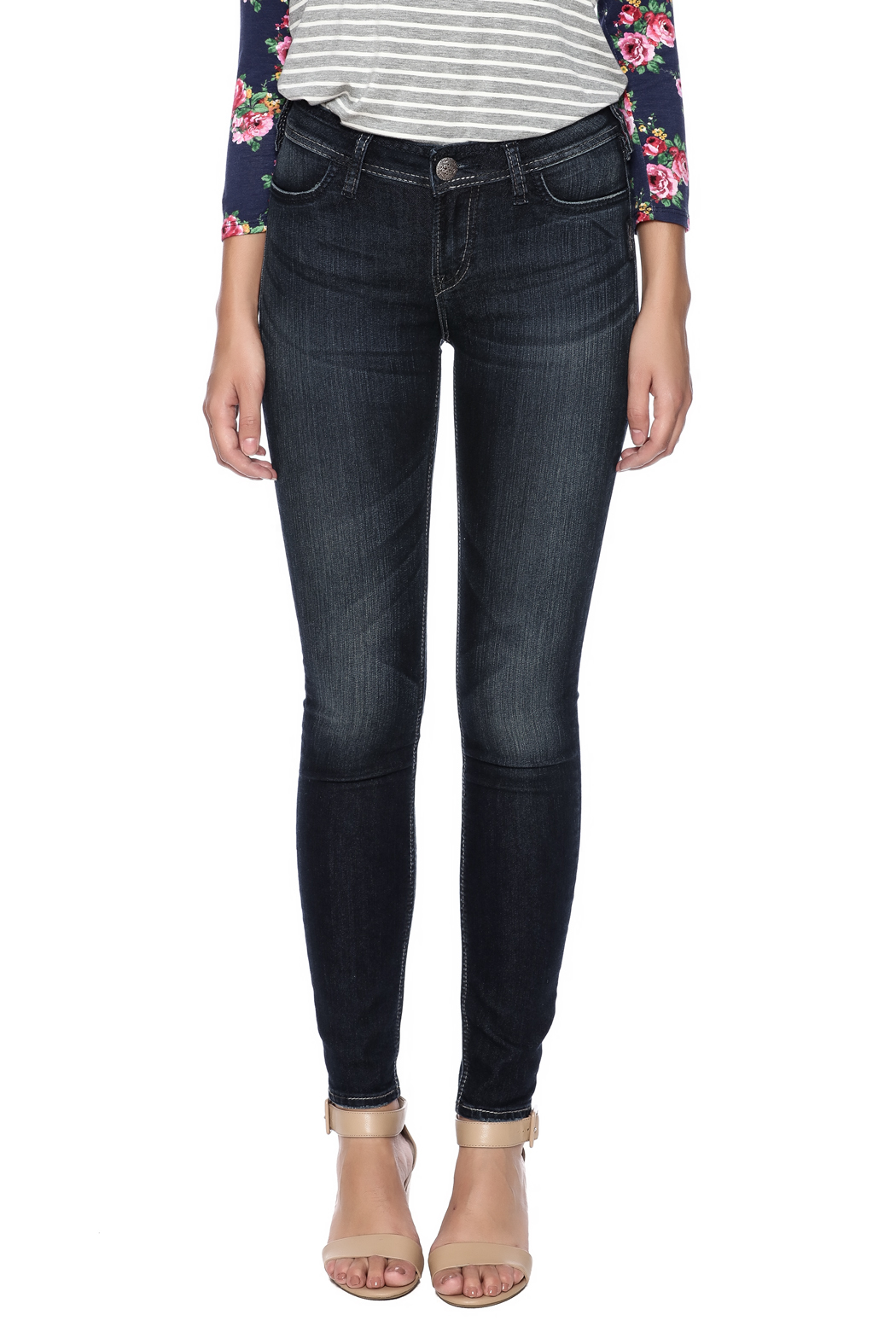 Silver Jeans Co. Suki Jeggings - Side Cropped Image
