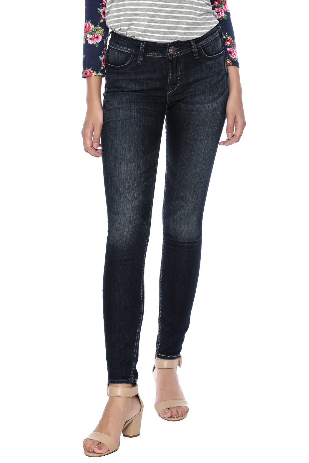 Silver Jeans Co. Suki Jeggings - Main Image