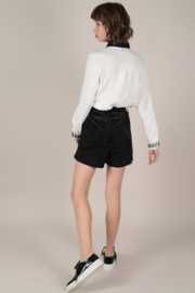 Molly Bracken Silver polka shorts - Product Mini Image
