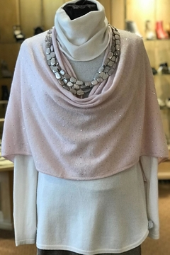 In Cashmere Silver Sequin Topper - Alternate List Image