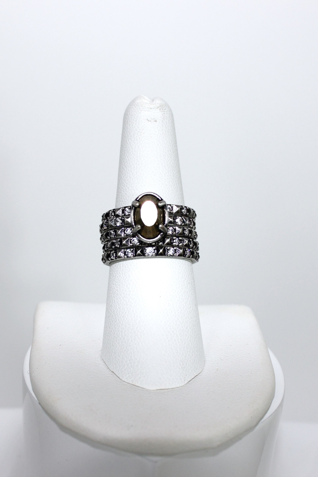 Kendra Scott Silver Stackable Rings - Main Image