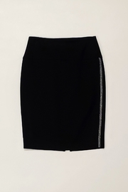 Up! Silver Stripe Pencil Skirt - Product Mini Image