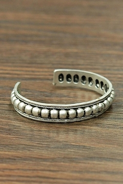 Shoptiques Product: Silver Studded Cuff
