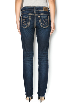 Silver Suki Straight Jeans - Alternate List Image