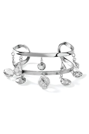 The Boutique Ooh Lala SILVER TONE BRACELET - Product Mini Image