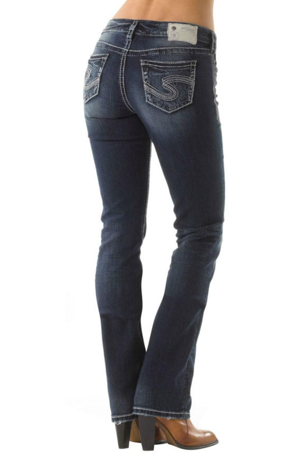 d7df0394 Silver Jeans Co. Aiko Slim Bootcut from New Hampshire by SolSistar ...