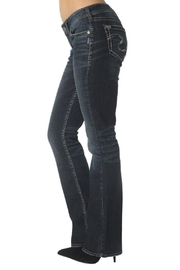 Silver Jeans Co. Aiko Defined-Curve Bootcut - Side cropped
