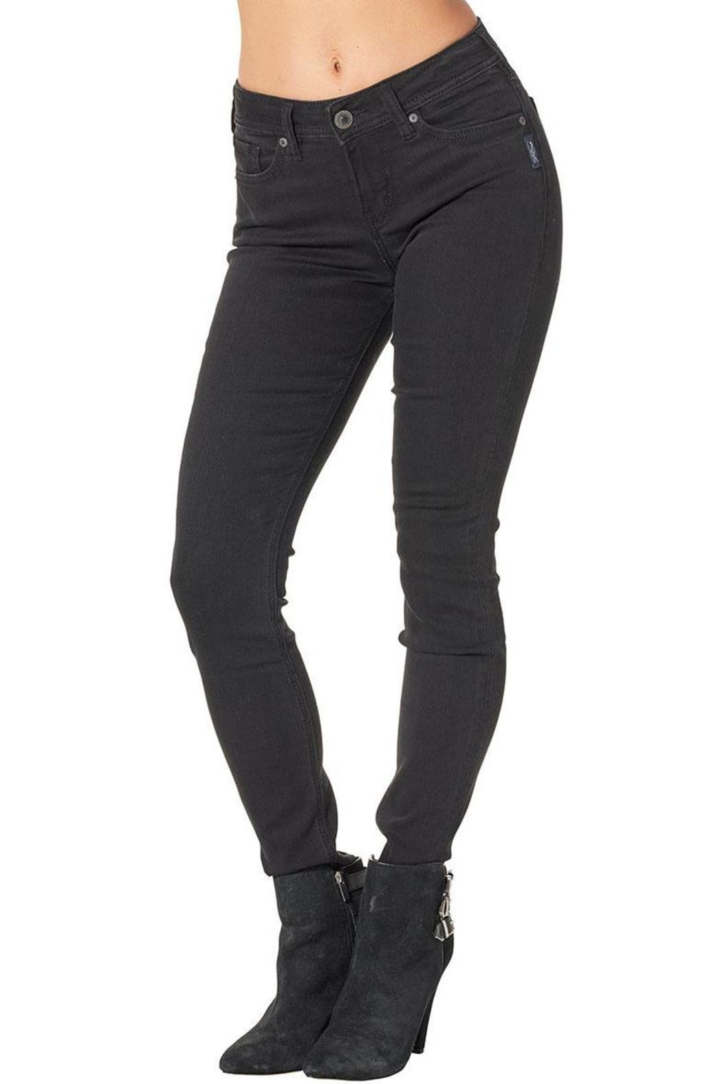 Silver Jeans Co. Aiko Skinny Jeans - Main Image