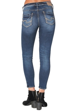 Silver Jeans Co. Avery Ankle Skinny - Alternate List Image