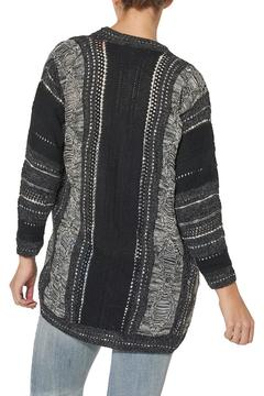Silver Jeans Co. Black Cocoon Cardigan - Alternate List Image
