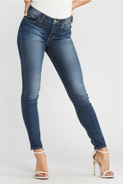 Silver Jeans Co. Bleecker Silver Jeans - Product List Image