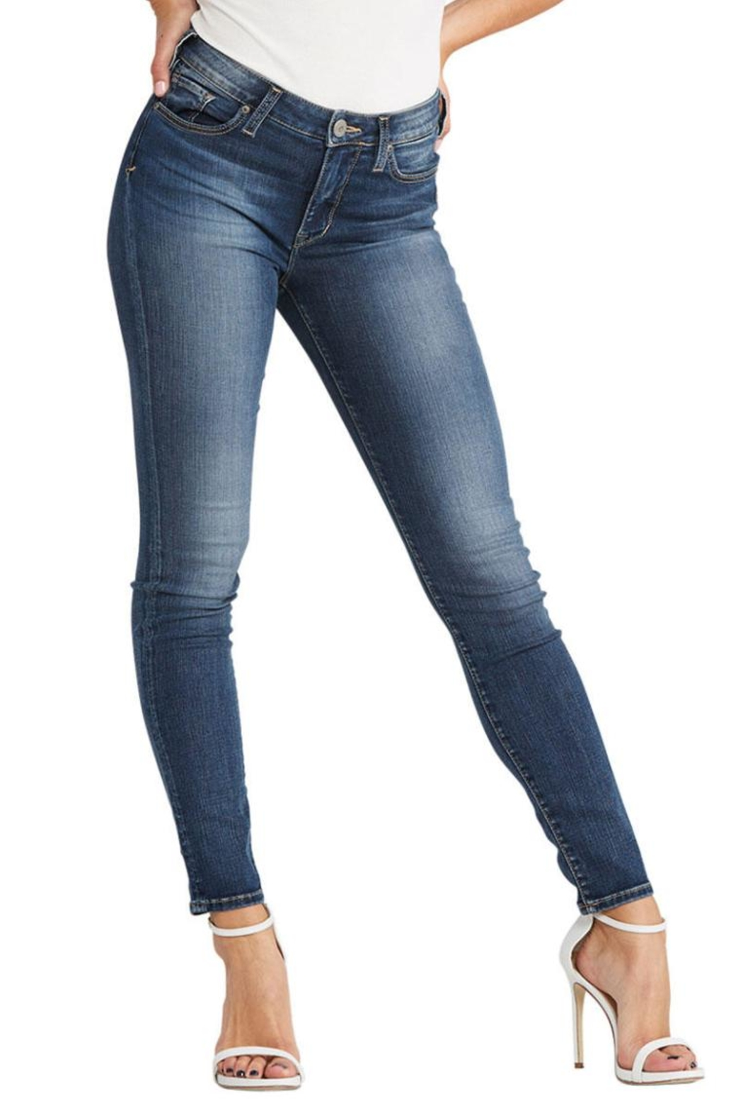 Silver Jeans Co. Bleeker Classic Jegging - Main Image
