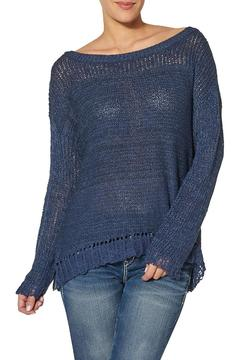 Shoptiques Product: Boxy Off-Shoulder Sweater