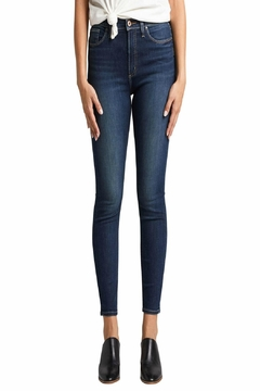 Silver Jeans Co. Calley High-Rise Skinny-Jean - Product List Image
