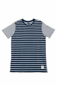 Silver Jeans Co. Contrast Stripe T-Shirt - Product List Image