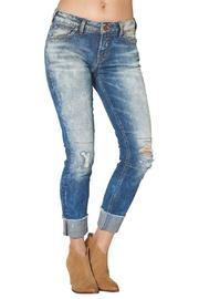 Silver Jeans Co. Girlfrend Jeans - Product Mini Image