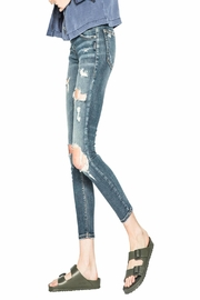 Silver Jeans Co. Girlfriend Mid-Rise Jeans - Side cropped