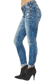 Silver Jeans Co. Girlfriend Super-Stretch Skinny - Side cropped