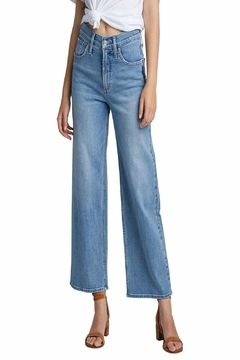 Silver Jeans Co. Go Wide Crop - Product List Image