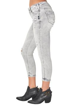 Silver Jeans Co. Grey Elyse Jeans - Alternate List Image