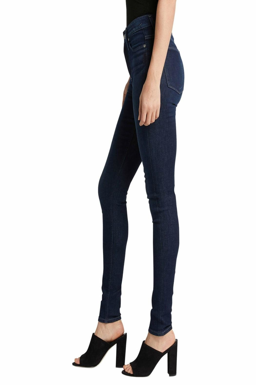 Silver Jeans Co. High-Note High-Rise Skinny - Side Cropped Image