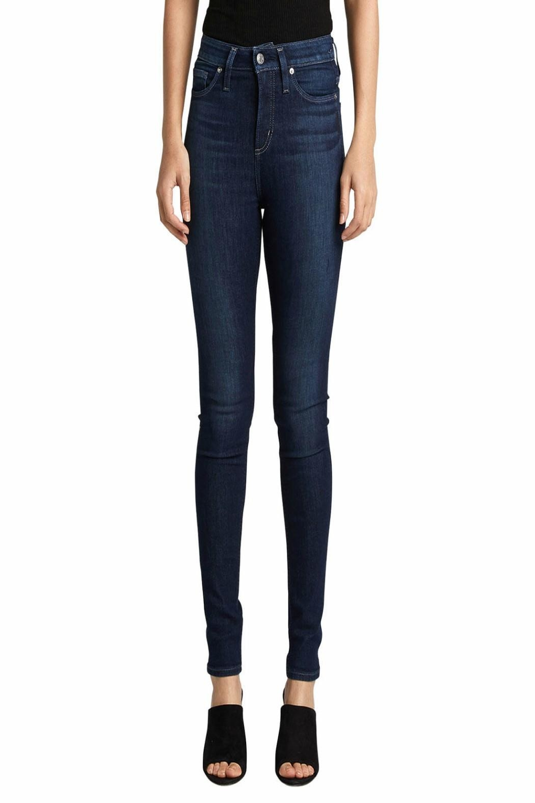 Silver Jeans Co. High-Note High-Rise Skinny - Main Image