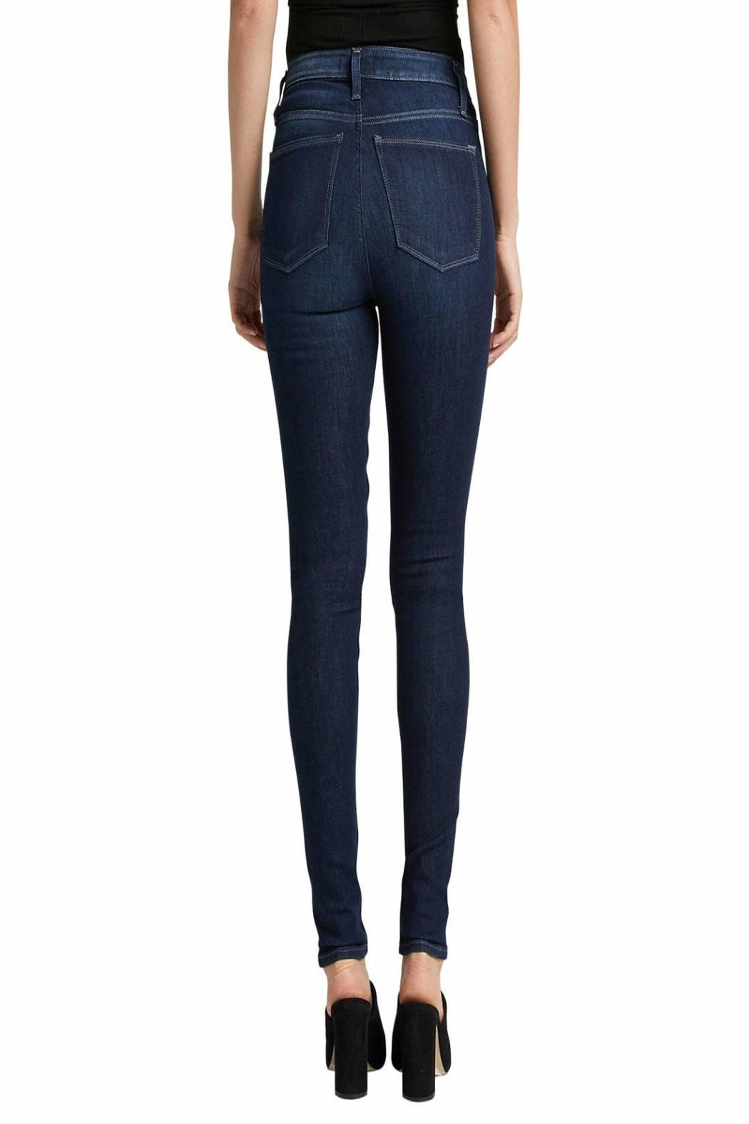 Silver Jeans Co. High-Note High-Rise Skinny - Front Full Image