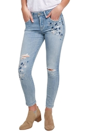 Silver Jeans Co. Izzy Ankle Skinny - Product Mini Image