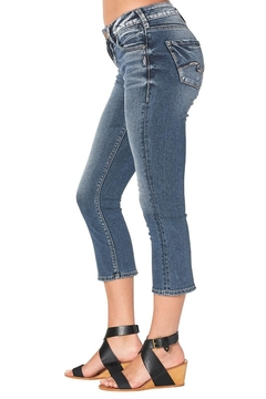 Silver Jeans Co. Curvy Kick Crop - Product List Image